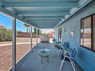 NEW! Single-Story Home w/Patio, 6MI to Lake Mohave
