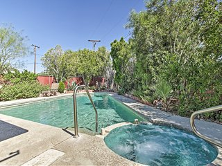 Home, Private Therapeutic Geothermal Mineral Pool!