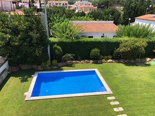 S'Agaró - Apartamento con piscina y parking