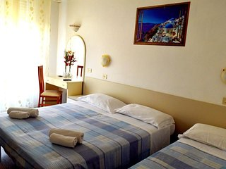 New Hotel Cirene Triple Room Comfort with breakfast