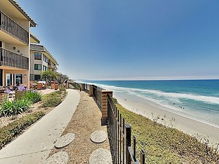 Immaculate Beach Condo on the Bluff with Pool, Hot Tub & Balconies