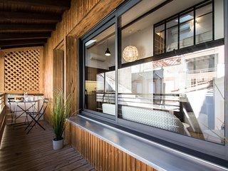 LE DIEBOLD - Appartement 2 chambres climatisé