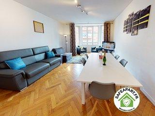 NETTER *** city center appart 2 Chambres + séjour