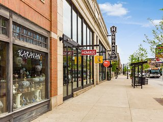 Penthouse Condo in Heart of Short North w/Parking