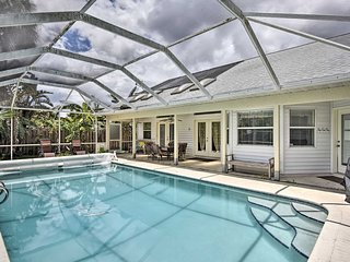 NEW! Cocoa Beach Paradise w/ Indoor & Outdoor Fun!