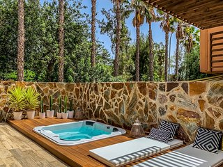 Casamira: 3BR House with Jaccuzzi in Maspalomas