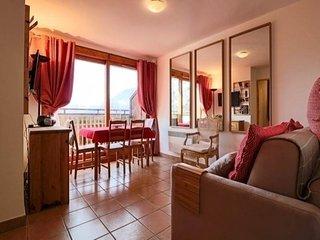 Appartement décoré avec goût avec Wifi gratuit