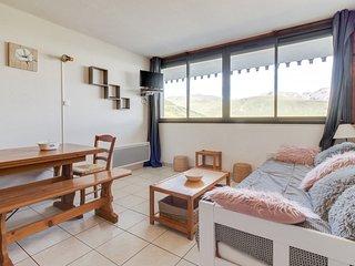 La Piste - Appartement 28 m2 vue montagne
