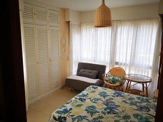 Apartamento a 150 metros de la playa de Ris