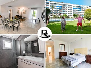 Fully RENOVATED NEW 2 Bedroom Apartment, HEART of Puerto Banus, Perfect