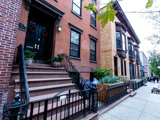 Cobble Hill Historic Brownstone