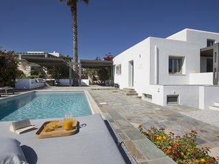 Villa Aphrodite  · Elegant villa, sea views, designer renovation