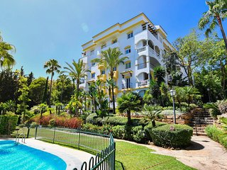 ✔ Cozy 2 Bedroom Apartment On the GOLDEN MILE, Marbella