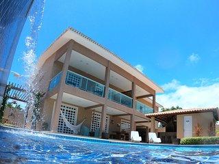 Encantadora Casa de Praia em Maragogi Pouso das Fadas