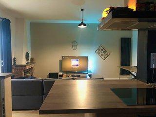 Cognac centre - 3 chambres - Terrasse & Jardin
