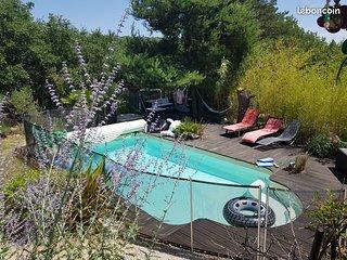 Villa forest home quinson Maison  5 chambres avec piscine au coeur du verdon