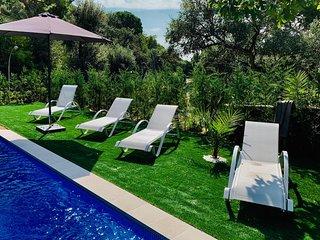 Kerstin Bruns - Casa Claudio, piscina privada y jardín bonito