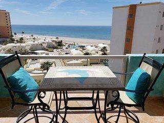 Beautiful 1 Bedroom Condo on the Sea of Cortez at Las Palmas Resort BN-603B