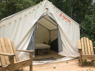 Tentrr Signature Site - S'More Memories Camp