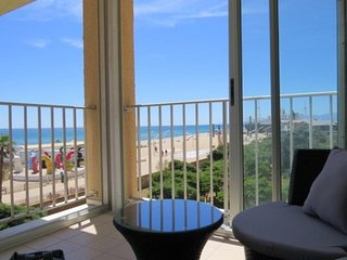 Superbe appartement vue mer- parking -  6SAR118C