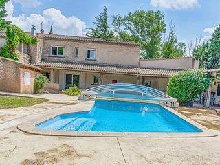 Les Vignes de Carcassonne - Jardin et piscine