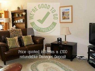 No 31 Belper Derbyshire quotes inc a 100 pound refundable security deposit.