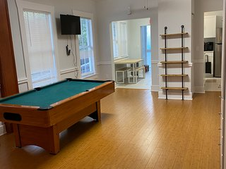 Book Comfy Stylish home with jacuzzi in heart of ybor.