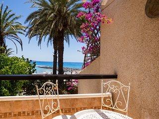Villa on the beach coast Las Vistas