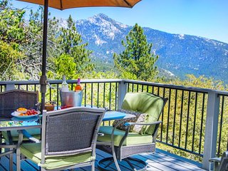 Luxury, Private, Panoramic Views Among the Pines