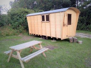 Pet friendly Gypsy Caravan - Sleeps 2-3 - Suffolk
