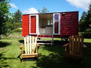 Ballyroe Glamping - Shepherd's Hut 'Aoife'