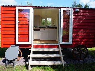 Ballyroe Glamping - Shepherd's Hut 'Laoise'