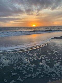 Catch a Beach Sunrise