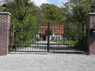 Elegante Ferienwohnung im Hofgut Angerland