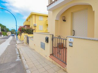 Casa Tirso con A/C, wifi e lavatrice
