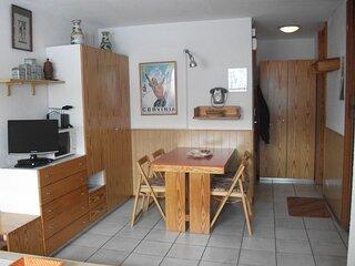 Appartement ski in en uit voor 4 personen.