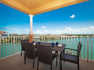 Harborview Grande 604 Sixth Floor Waterfront Condo