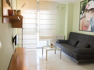 Apartment on the beach in Palamós next to services