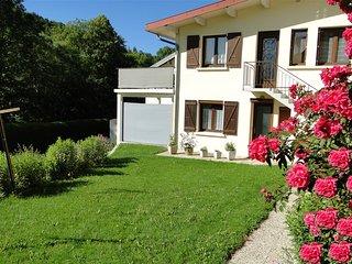 Gite n°1805 du Haut-Jura avec Spa et sauna, classé 2 épis aux Gîtes de France