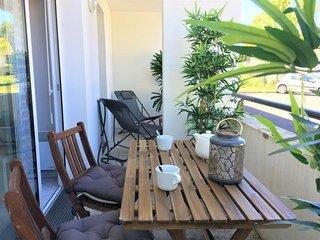 IRATZEA : Appartement avec Wi-Fi, balcon & parking - Proche commerces & Plages