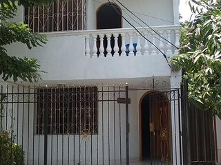 Taminaka Hostel en Santa Marta - Habitacion matrimonial