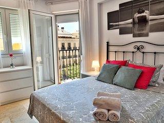 Apartamento Géminis | En pleno Centro Histórico, a 3 minutos de Calle Larios
