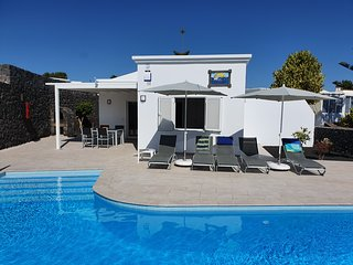 2 bedroom identical separate Villas - Villa Katrina and Villa Cassandra