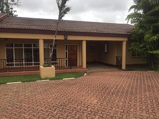 Kabulonga: 3bedroom fully furnished houses