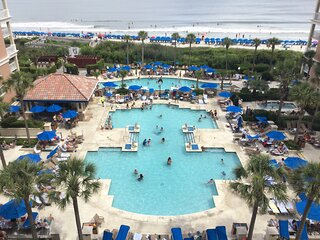 Marriott Ocean Watch Villa Resorts