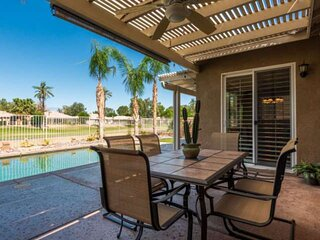New Listing:  Retreat at Indian Palms  Pool/Spa. Newly Updated Home with Views o