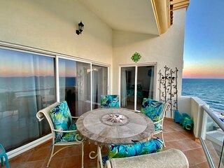 Spectacular 1 Bedroom Condo on Sandy Beach at Las Palmas  Resort B-702