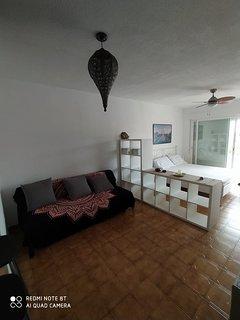 Interior alojamiento