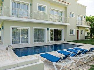 Private Villa Lagoon Own Pool,BBQ, Beach Club-Iberostar Resort)