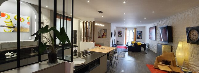 GALERIE ANGLE3, vacation rental in Quimper